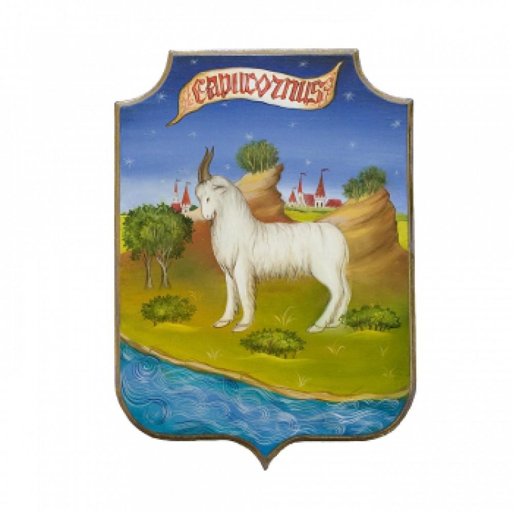 Герб Козерог
