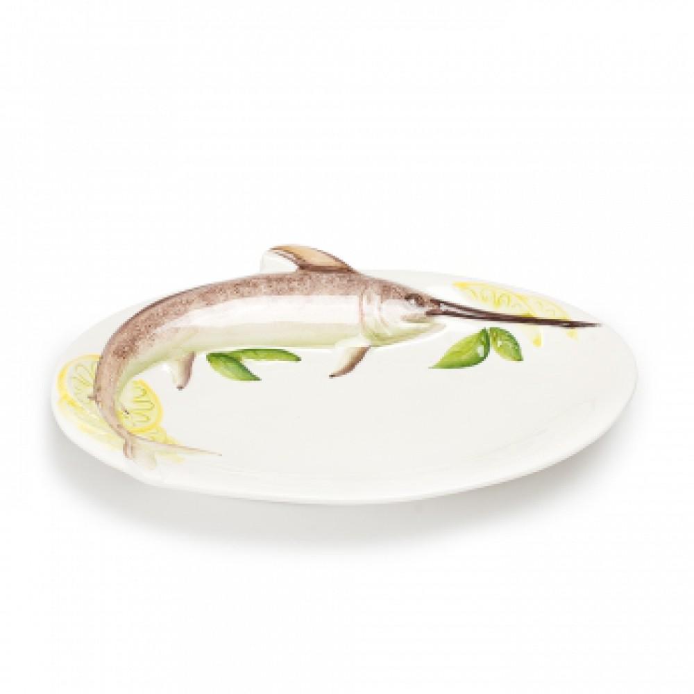 Блюдо Тунец