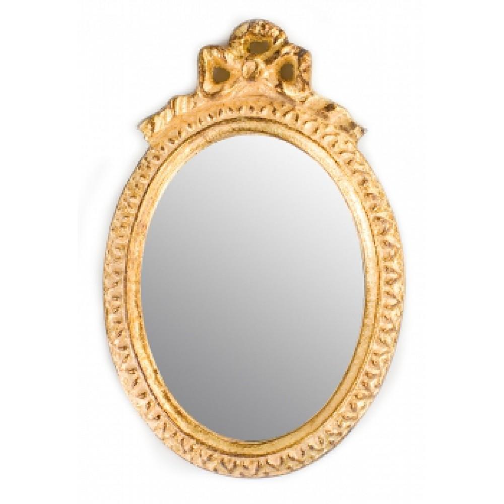 Зеркало в раме Италия Бант малый
