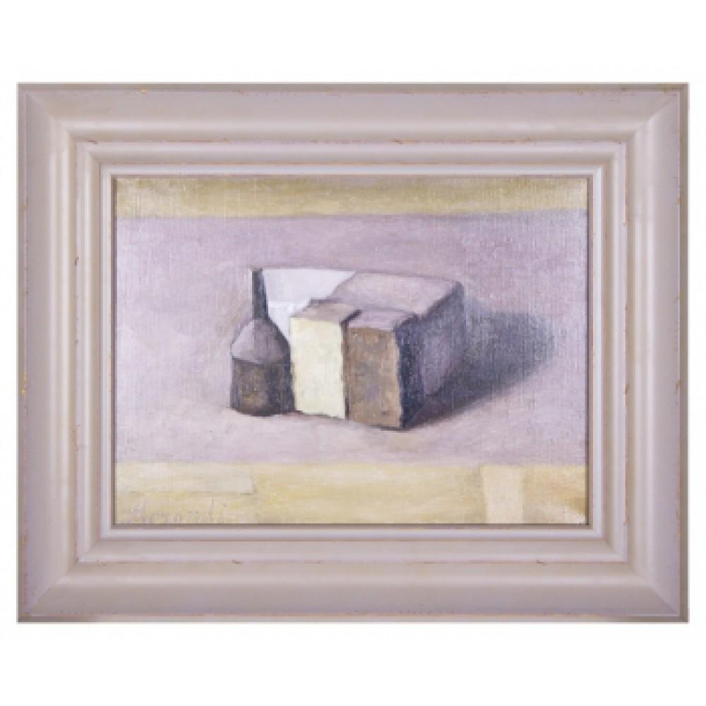 Авторская копия Картина в раме, холст, масло. Джорджио Моранди.