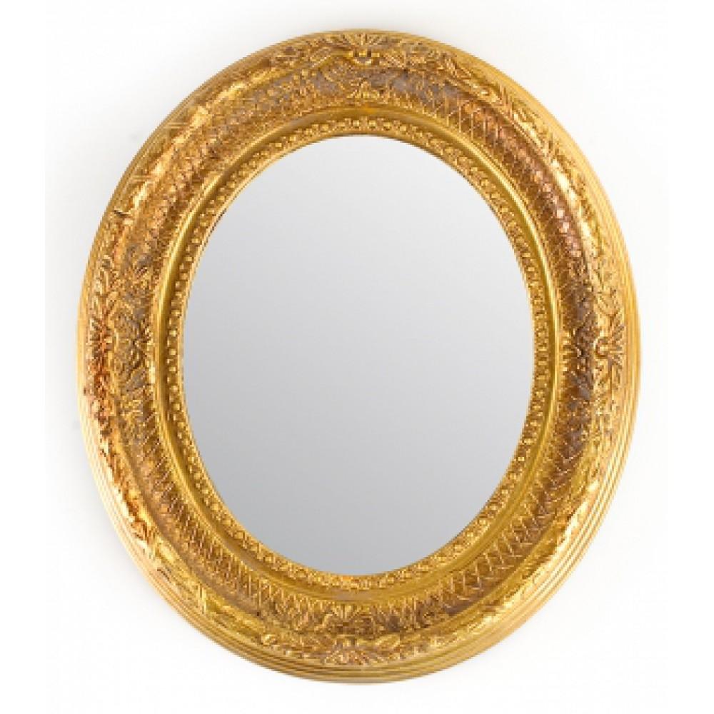 Зеркало в раме Италия Плетеный узор