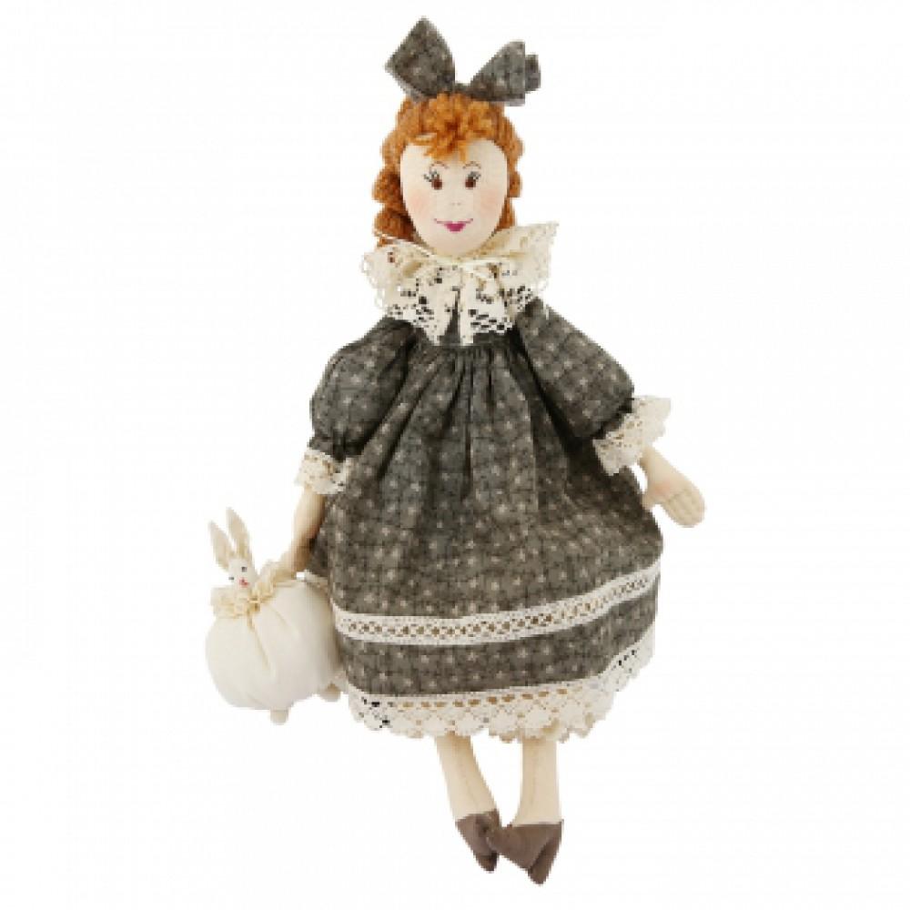 Авторская игрушка О.Ярмольник Кукла Адель