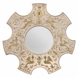 Зеркала ручной работы из Италии и работы студии Анастасии Немоляевой