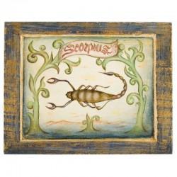 Панно и картины с изображениями знаков Зодиака
