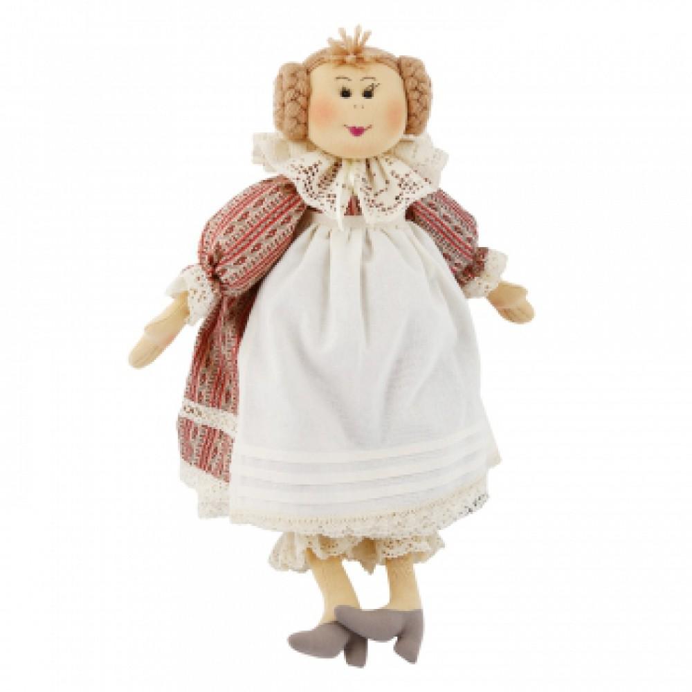 Авторская игрушка О.Ярмольник Кукла Анфиса