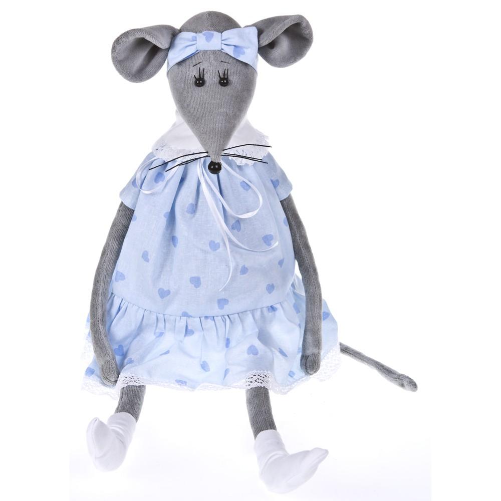 Авторская игрушка О.Ярмольник Мышка Алиса