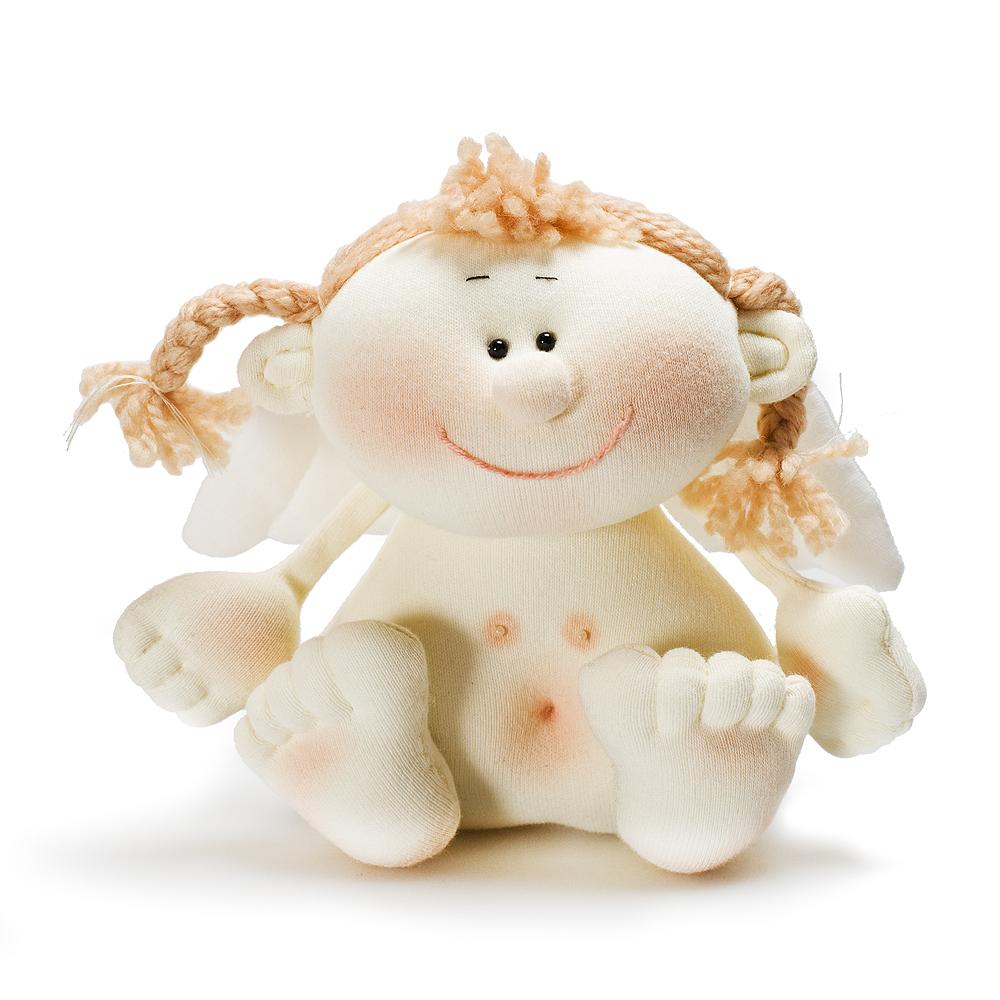 Авторская игрушка О.Ярмольник Ангел девочка
