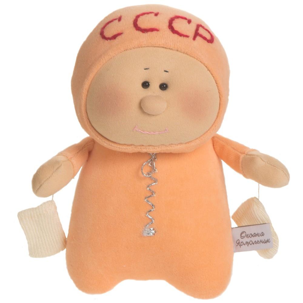 Авторская игрушка О.Ярмольник Космонавт