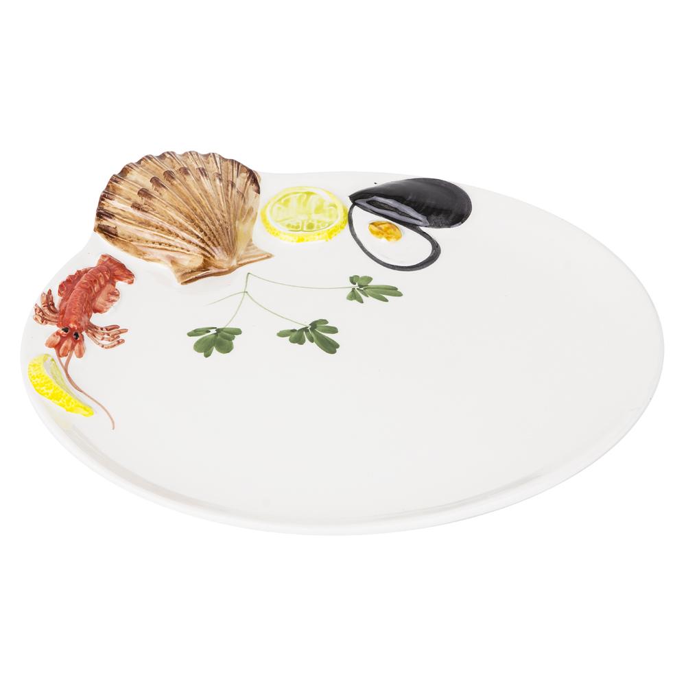 Блюдо Морепродукты