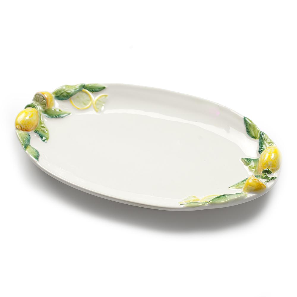 Блюдо Лимончики