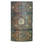 Сундук с росписью, антикварный Восток