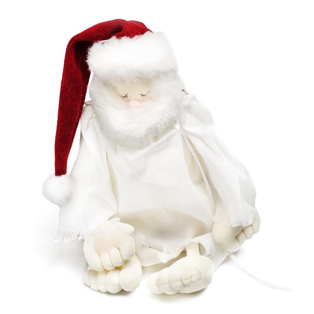 Авторская игрушка О.Ярмольник Дед Мороз Спящий