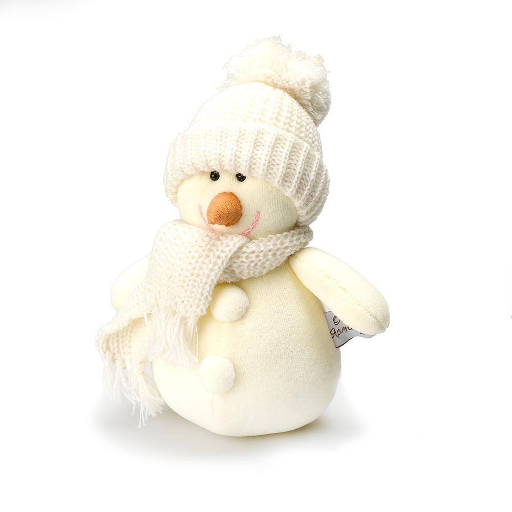 Авторская игрушка О.Ярмольник Снеговик