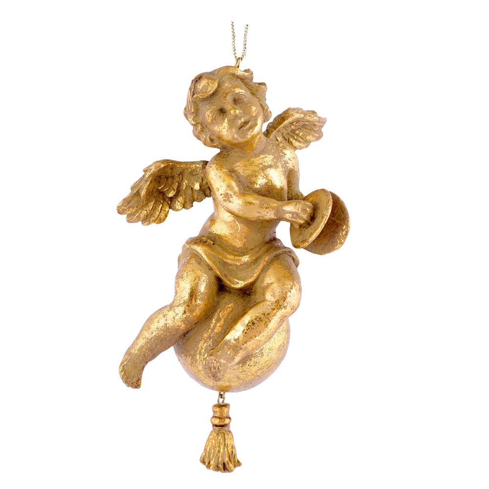 Декор Ангел Музыкант