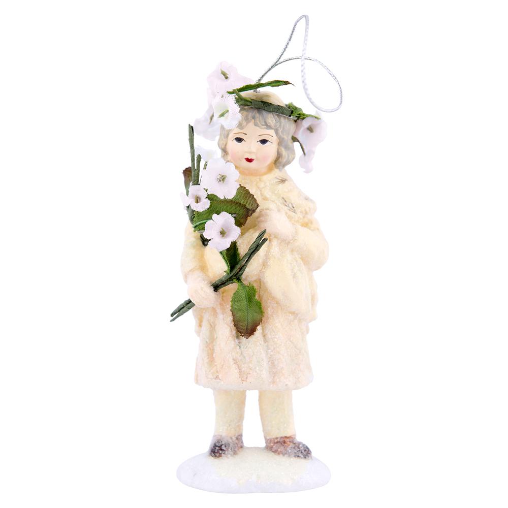 Ёлочная игрушка Месяц май