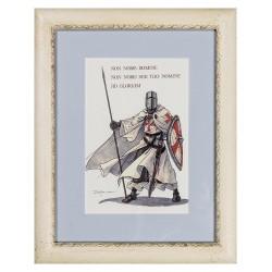 Постеры на стену серии Рыцари и Дамы