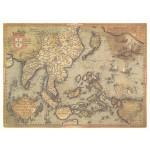 Постер в раме Античные карты 03