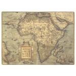 Постер в раме Античные карты 04