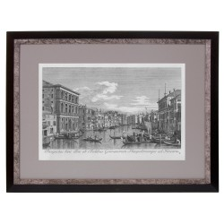 Постеры - гравюры Каналетто, Виды Венеции